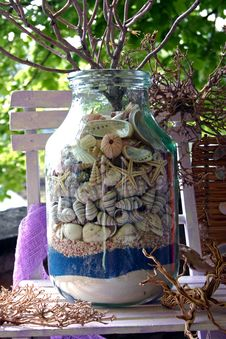 Free Glass Jar Stock Image - 5042751