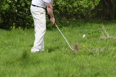 Free Golfing Stock Photography - 5043152