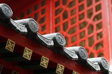 Free Chinese Ancient Building. Royalty Free Stock Image - 5044606