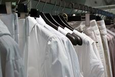 Free Clothe Shop Royalty Free Stock Photos - 5045098
