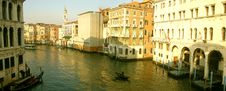 Free Venice, Canal Grande Stock Image - 5045131