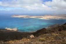 Free Isla Graciosa, Canary Island Stock Photography - 5045802