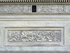 Free Arc De Triomphe 04 Stock Image - 5045861