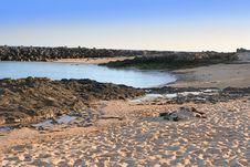 Free Lanzarote Beach, Canary Island Stock Image - 5045891