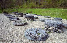 Free Sarmizegetusa Regia Sanctuary Royalty Free Stock Photography - 5045927