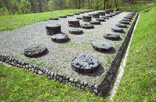 Free Sarmizegetusa Regia Sanctuary Stock Image - 5046431