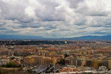 Free Panorama Roma Royalty Free Stock Photography - 5046477