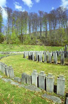 Free Sarmizegetusa Regia Sanctuary Stock Photography - 5046512