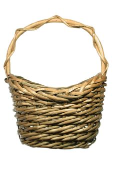 Free Wicker Basket Stock Photography - 5047342