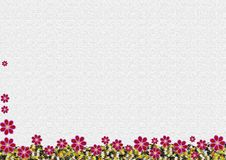Free Textured Floral Background Royalty Free Stock Photos - 5047568