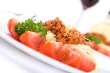 Free Italian Pasta Stock Photo - 5048040