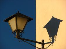 Free Outdoor Light, Ronda, Spain Stock Photo - 5048570