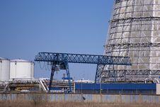 Free Industrial Crane Stock Image - 5048821