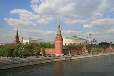 Free Kremlin Royalty Free Stock Image - 5048886