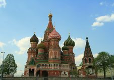 Free St. Basil Cathedral Stock Photo - 5048910