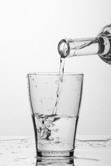 Free Glas Of Water Stock Images - 5049814