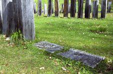 Free Sarmizegetusa Regia Sanctuary Royalty Free Stock Photo - 5049855