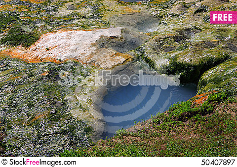 Source Of Mineral Water Free Stock Images Photos