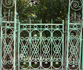 Free Elaborate Gate. Royalty Free Stock Photography - 50446517