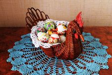 Free Eggs Easter Stock Photography - 50475252