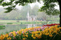 Free Church In Park Royalty Free Stock Photography - 5051947