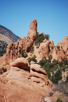 Free Garden Of The Gods Royalty Free Stock Images - 5051469