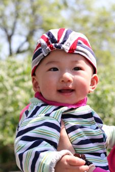 Free Smile Baby Stock Photos - 5051643