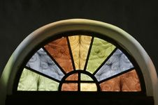 Free Church Window Stock Image - 5051691