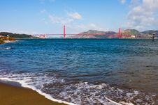 Free Golden Gate Bridge Stock Photos - 5052573