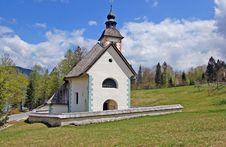 Free Church Royalty Free Stock Photos - 5053348