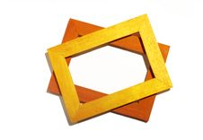 Free Gold Frame Stock Photo - 5053370