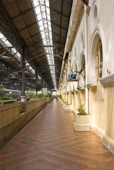 Free Kuala Lumpur Train Station Royalty Free Stock Photo - 5053395