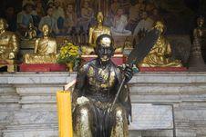Free Buddhist Statue In Doi Suthep Temple, Thailand Royalty Free Stock Photo - 5054895