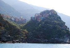 Free Corniglia-Cinque Terre Royalty Free Stock Photography - 5054947