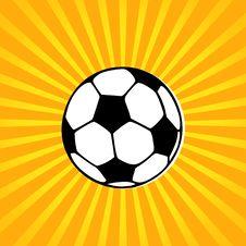 Free Football Logo Royalty Free Stock Photos - 5055248
