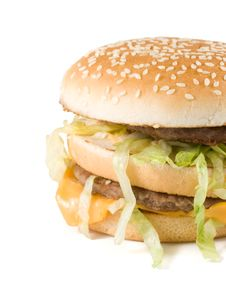 Free Hamburger Stock Photos - 5055553