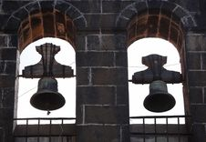 Free Church Bells Royalty Free Stock Photo - 5055665