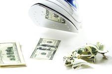 Free Businessman Homeworks Royalty Free Stock Image - 5055676