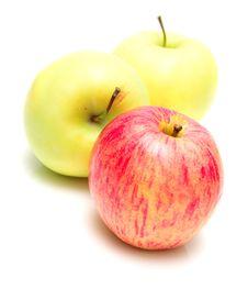 Free Three Apples Stock Photo - 5055730