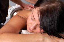 Free Massage Royalty Free Stock Photo - 5056065