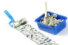 Free Business Freshening Royalty Free Stock Photography - 5056117