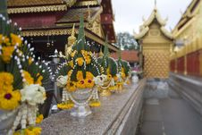 Free Doi Suthep, Temple In Chiang Mai, Thailand Stock Images - 5056224