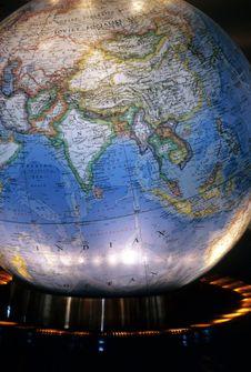 Free The Globe Stock Photos - 5057073