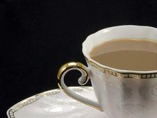 Free Tea With Milk Stock Photos - 5057253