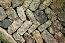 Free Paving Rock Pattern Stock Photos - 5057443