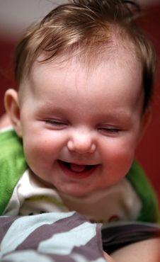 Free Smiling Baby Stock Photos - 5059413