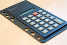 Free Pocket Calculator Royalty Free Stock Photos - 5059428