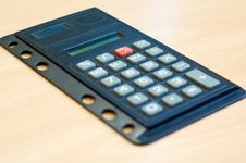 Free Pocket Calculator Royalty Free Stock Images - 5059459