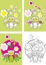 Free Children Series / Human Values Royalty Free Stock Photos - 5061558