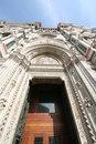 Free Duomo (Santa Maria Del Fiore) Entrance Stock Image - 5066351